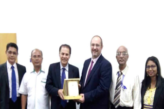 AIMST University Signs MoA with Coventry University of England