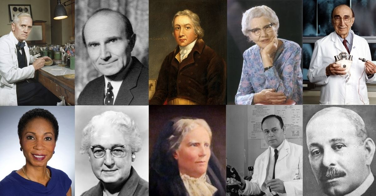 10 Most Influential Doctors in the World